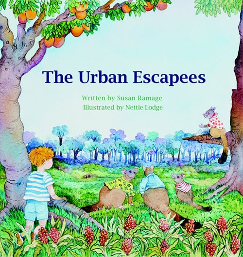 The Urban Escapees by Susan Ramage